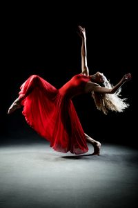 Dancer Red